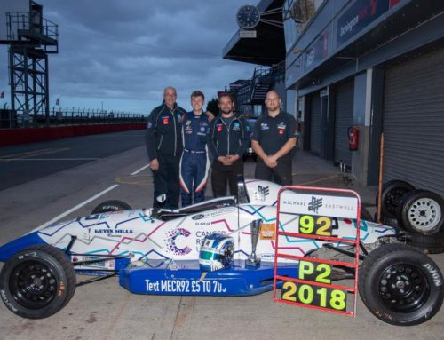 Eastwell Secures Second in BRSCC F1600 Championship