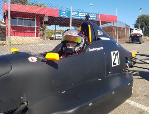 Third-Generation Racer Chooses Spectrum Formula Ford
