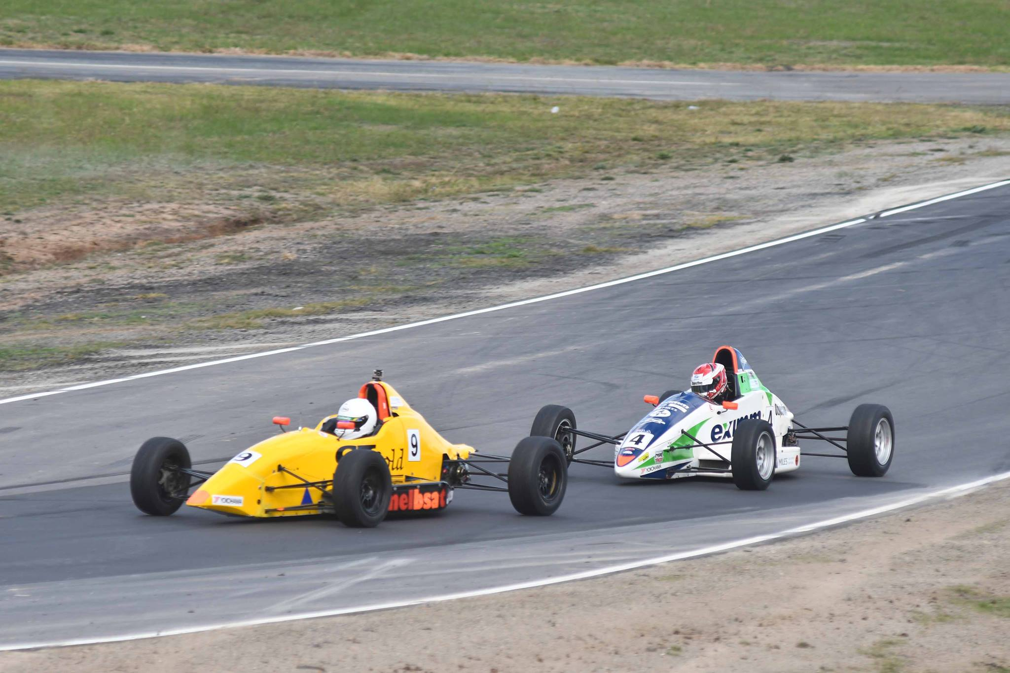 News – Borland Racing
