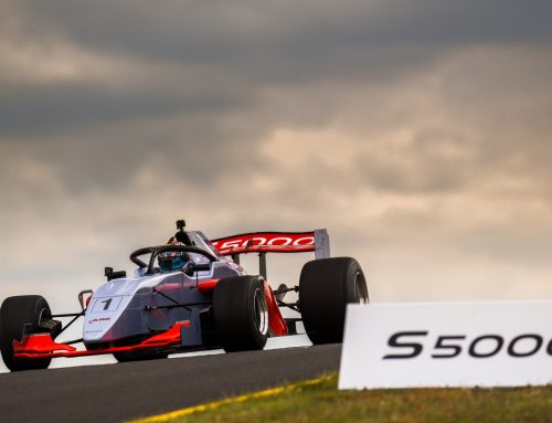 S5000 Makes Track Debut at SMP
