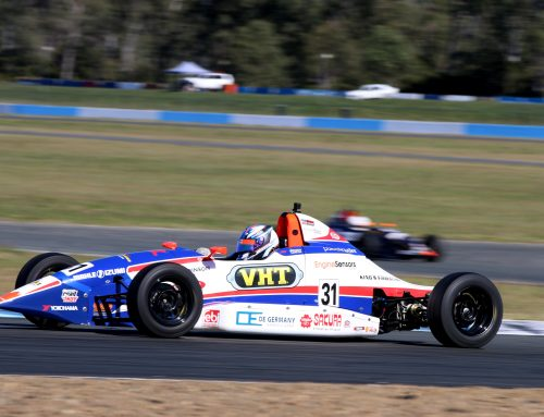 Formula Ford Round 5 Preview – Ojeda Ready to Pounce on Home Soil