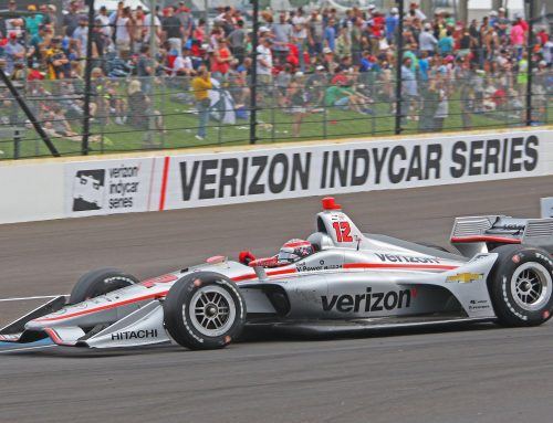 From Spectrum FFord Racer to Indy 500 Winner